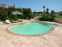 Baugenehmigung Italien, Anbau Pool
