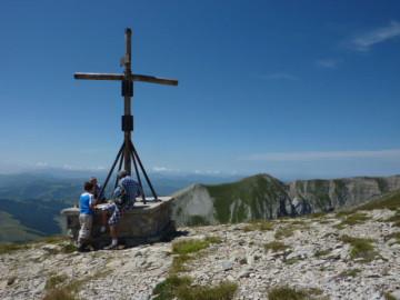Monte Vettore, Berge Italien