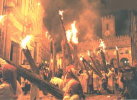 Karneval Offida, Tourismus Marken